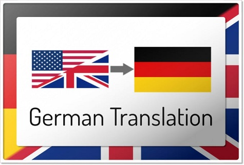 German English Translation